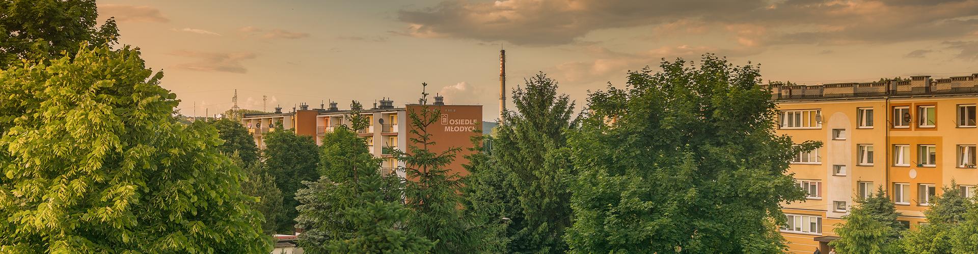 Spółdzielnia Osiedle Młodych w Gorlicach